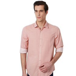 Slim Fit Peter England Shirt