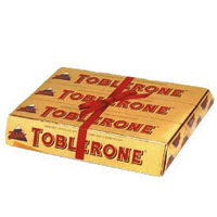 Delectable Toblerone Swiss Chocolates