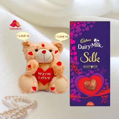 Delicious Chocolate Day Gift