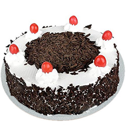 Fresh Made Black Forest Cake