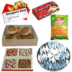 Exclusive Gift Hamper of Delicious Food Items