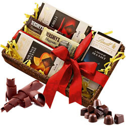 Mouth-Watering Chocolate Treat Gift Hamper