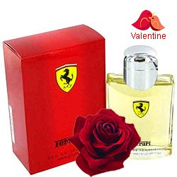 Ferrari Red EDT  for Handsome Men