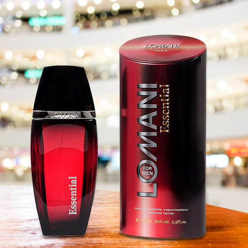 Fragrance Special Lomani Essential Perfume For Men