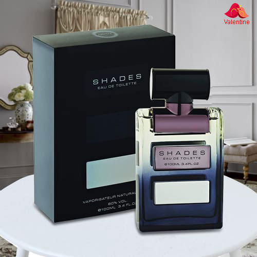 Attractive Fragrance of Armaf Shades Perfume for Men