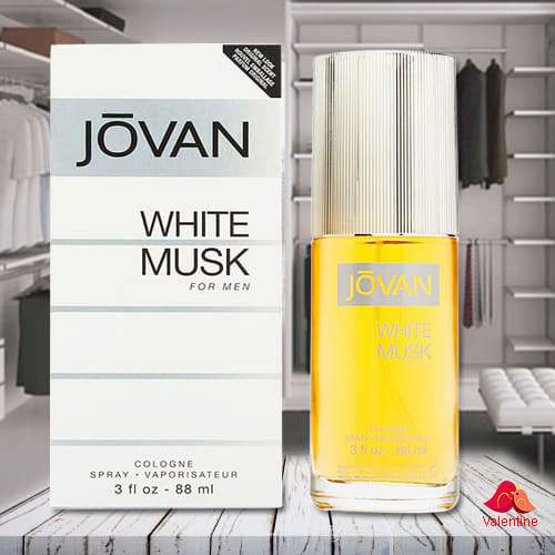 Exclusive Jovan White Musk Cologne for Men