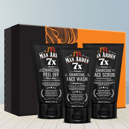 Special Man Arden Charcoal Anti Pollution Kit