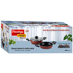 Omega Deluxe Cookware Mini Byk Set