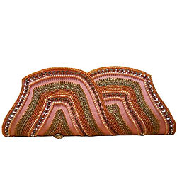 Wonderful Spice Art Multicolored Ladies Purse