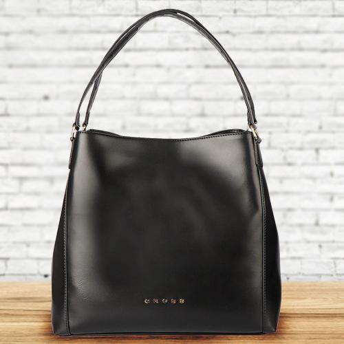 Marvelous Cross Ladies Bag in Black