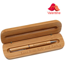 Fabulous V-Day Gift Box of Personalised Pen