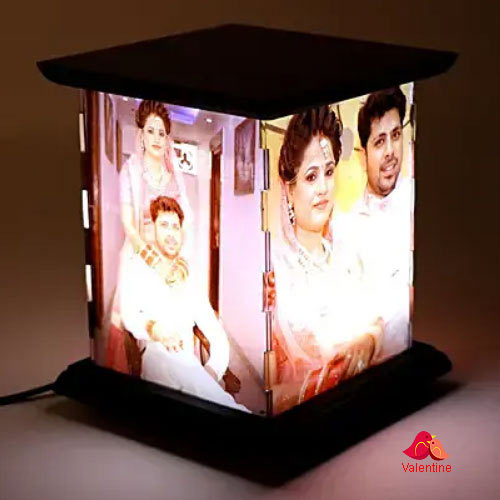 Special Personalized Tower LED Lamp