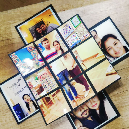 Astonishing Personalized Photo Mosaic