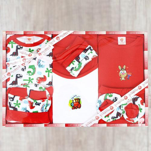 Marvelous Babys Gift Set of Cotton Clothes