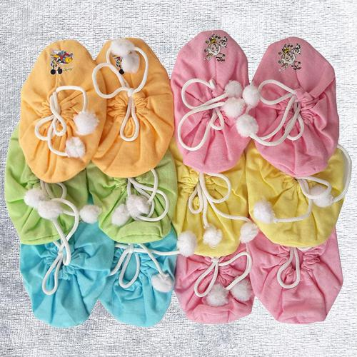 Exclusive Set of Bootie for Baby Boy N Baby Girl