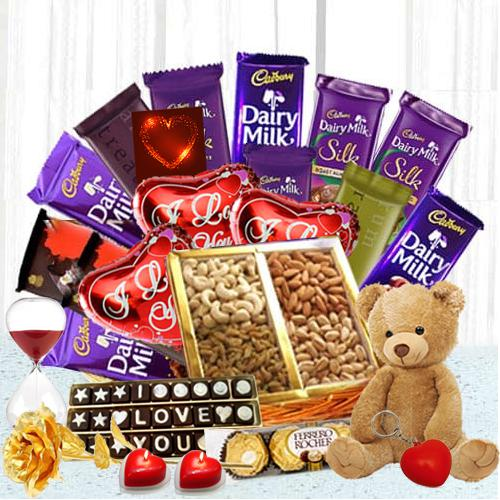 Exquisite Occasional Chocolate Hamper