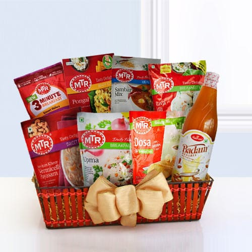 Perfect Addition South Indian Dish Lunch Gift Hamper