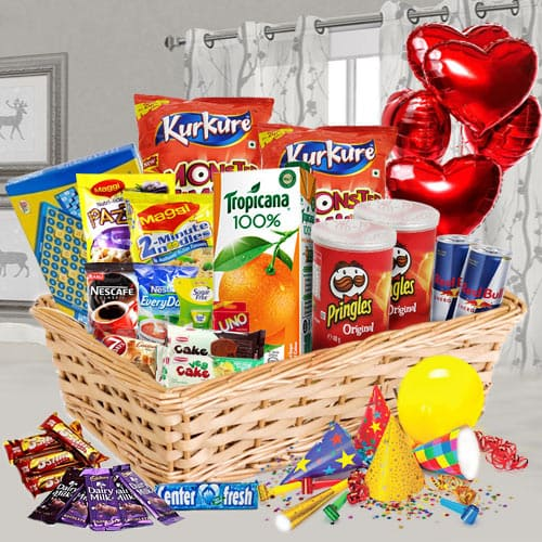 Luscious Sparkling Treats Hamper