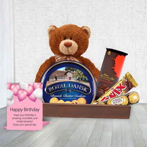 Special Birthday  Celebration Gift Hamper