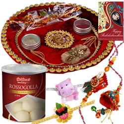 Palatable Rakhi Hamper