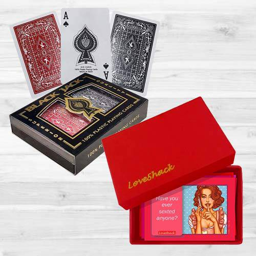 Marvelous Card Games Set for Adults