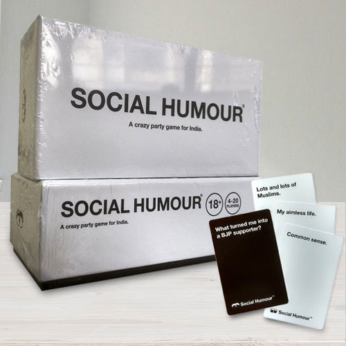 Exclusive Social Humour Adult Party Game