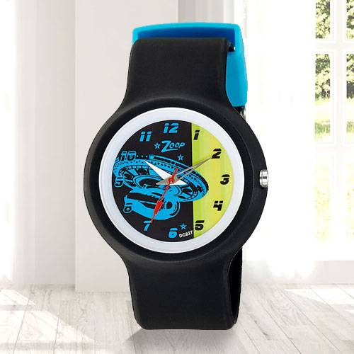 Wonderful Zoop Analog Watch