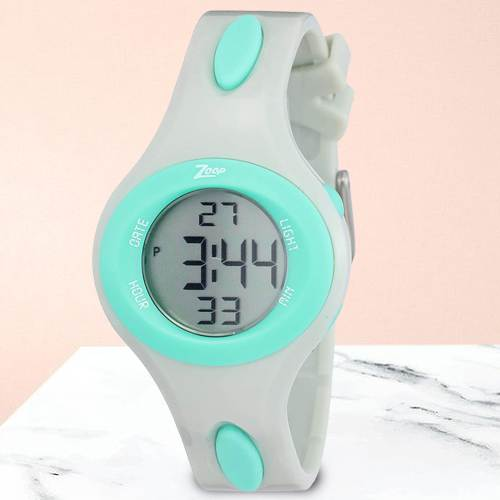 Wonderful Zoop Digital Boys Watch