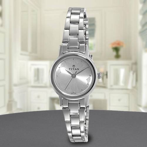 Exclusive Titan Analog Womens Watch