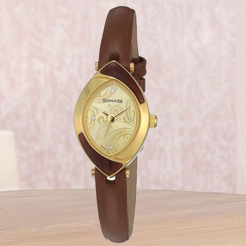 Marvelous Sonata Analog Womens Watch